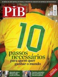 Edição 01 clique aqui para download - Revista PIB
