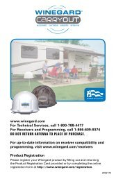 Users Manual - Dyers RV and Trailer