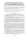 250. decree promulgating the law on ratification of the agreement ... - Page 7