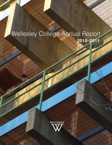 2010-2011 - Wellesley College