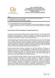 esix_caen_avis_2010 - Commission des Titres d'Ingénieur