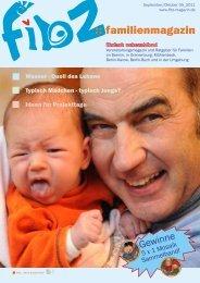 Kinder- geburts- tage … und ein Hallo- ween! - fibz::familienmagazin