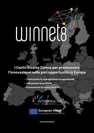 Brochure - Pari Opportunità in Provincia di Venezia