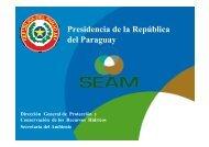 Presidencia de la República del Paraguay - INBO
