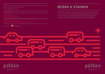 """Reisen & Staunen"", PDF, 152 KB - Paläon"