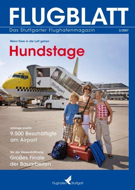 Service Mit Personlichkeit Flughafen Stuttgart