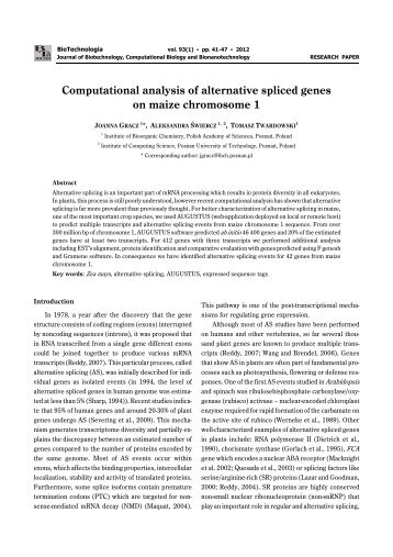 p.41 - BioTechnologia