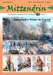 Zauberhafter Winter im Erpetal - mittendrin-s5.de
