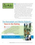 North Carolina's Plan to Prevent Overweight, Obesity and Related ... - Page 2