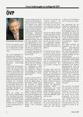 Sonderausgabe zur Landtagswahl 2010 - FAHRGAST Steiermark - Seite 6
