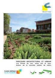 PARCOURS ARCHITECTURAL ET URBAIN - Créteil