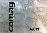 """Retina Burns"" 4. - 13. Februar 2011 - CORRESPONDANCE"
