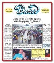 Ed. 182 - Mai/2011 - Agenda da Dança de Salão Brasileira