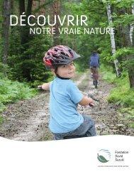 Decouvrir notre vraie nature.pdf - David Suzuki Foundation