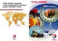 TOTAL CERAN®-smørefedt: verdensomspændende referencer og ...