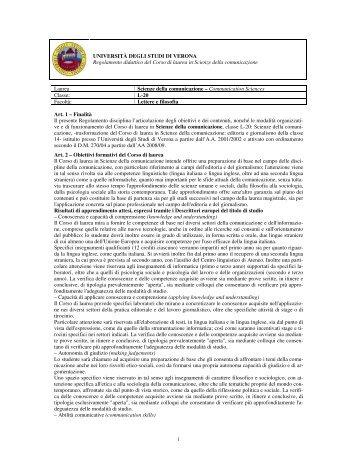 Reg L-20 Sc d comun A.A. 2010 -11 (pdf, it, 254 KB, 11/6