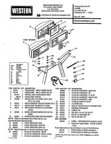 18 4-Cavity Connectors 18