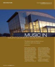 MUSIC IN - Lighting & Sound America