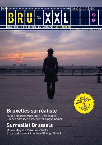 Bruxelles surréaliste Surrealist Brussels - VisitBrussels