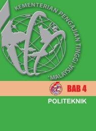 bab 4 - politeknik - Kementerian Pengajian Tinggi