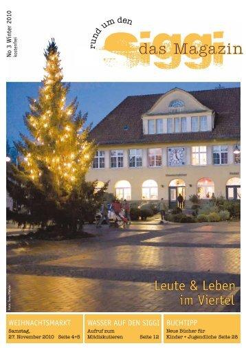 Ausgabe 03 - PDF-Download - Rund um den Siggi