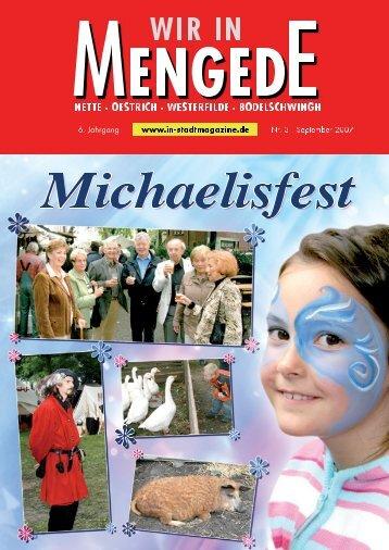 Sommerfest in Mengede - Dortmunder & Schwerter Stadtmagazine