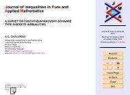 A Survey on Cauchy-Bunyakovsky-Schwarz Type Discrete Inequalities