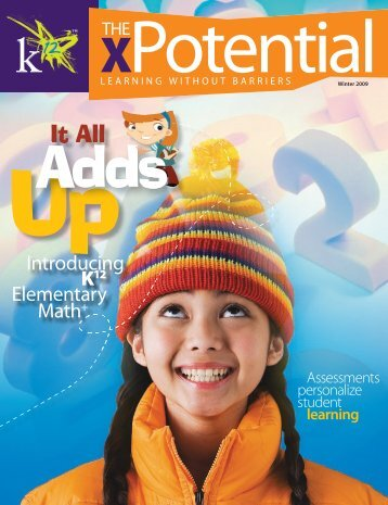 It All Adds Up - K12.com