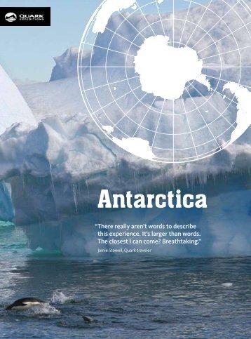Antarctica - Viking Travel Solutions