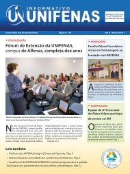 Edição 139 - Março/2011 - Unifenas