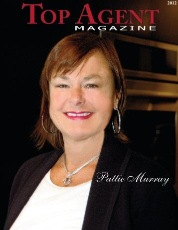 Pattie Murray - Top Agent Magazine