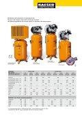 Stempelkompressorer EUROCOMP serien - KAESER Kompressorer - Page 5