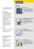 Stempelkompressorer EUROCOMP serien - KAESER Kompressorer - Page 7