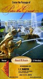 Peter the Great.pdf - Cal Aggie Alumni Association - University of ...