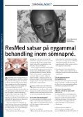 kom och gör din stämma hörd! - Apnéföreningen i Stockholm - Page 5