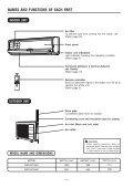 RAS-50YHA1/RAC-50YHA1 - Hitachi Air Conditioning Products - Page 4