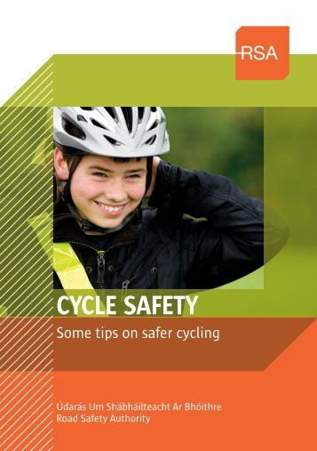 Cycle Safety - Get Ireland Active