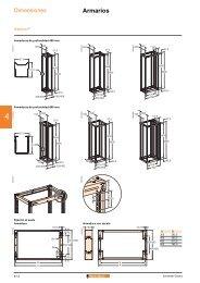 Dimensiones Sistema P - Schneider Electric