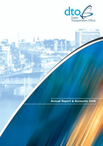 dto annual report 06.indd - National Transport Authority