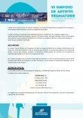 MANUAL DE EXPOSITOR - Sociedad Española de Reumatología - Page 6