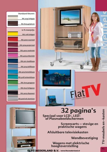 TV-meubels & -kasten - Conen GmbH & Co. KG