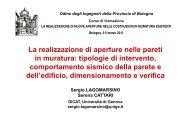 vedi PDF - Ordine degli Ingegneri della Provincia di Bologna