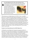 Breedlove Owner's Manual - Breedlove Guitar Company - Page 7