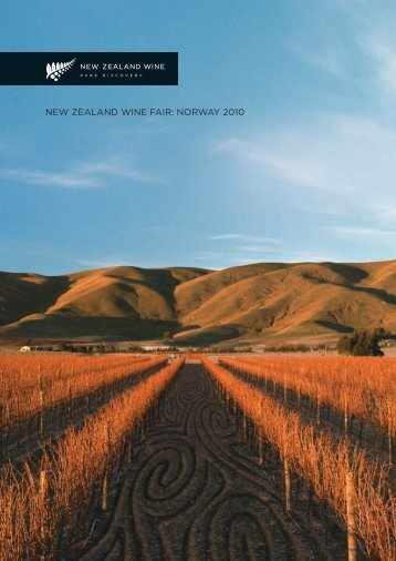 View Catalogue - New Zealand Wine