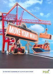 Move Your World - POM West-Vlaanderen