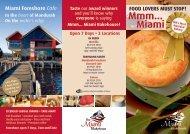 Mmm... Miami Bakehouse!