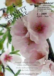 SCHNITT PUNTKE - Kirchenkreis Burgdorf