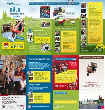Download Flyer 2013 - Perpedalo