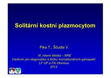 Solitární plazmocytom
