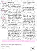 Laboratoire d'analyses médicales MEDIBIO - Hewlett-Packard ... - Page 2